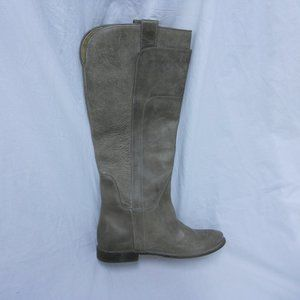 Frye Riding Boots 6B NWT Grey